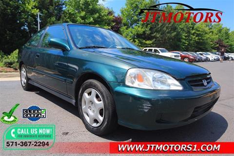 2000 Honda Civic for sale in Chantilly, VA