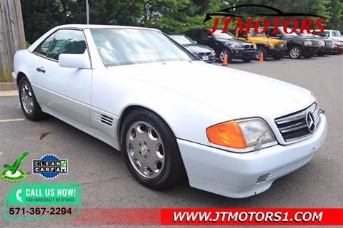 1990 Mercedes-Benz 500-Class for sale in Chantilly, VA