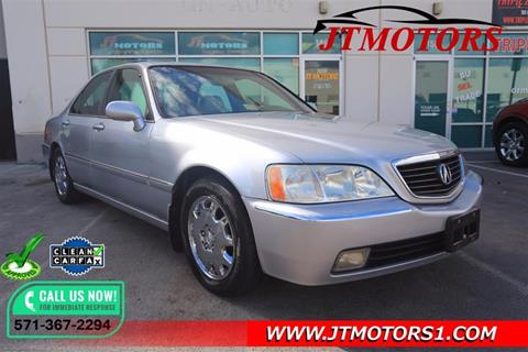 2004 Acura RL for sale in Chantilly, VA