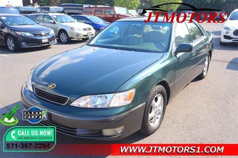1999 Lexus ES 300 for sale in Chantilly, VA