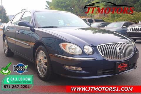 2008 Buick LaCrosse for sale in Chantilly, VA
