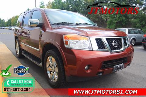 2012 Nissan Armada for sale in Chantilly, VA