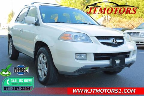 2006 Acura MDX for sale in Chantilly, VA