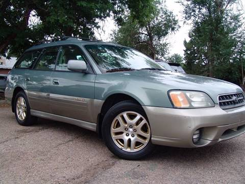 2003 Subaru Outback for sale in Lakewood CO