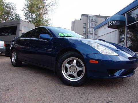 2004 Toyota Celica for sale in Lakewood, CO