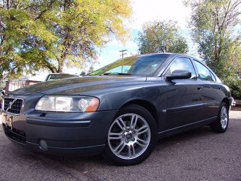 2006 Volvo S60 for sale in Lakewood CO