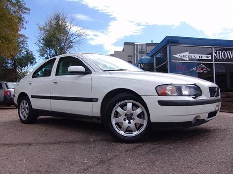 2004 Volvo S60 for sale in Lakewood CO