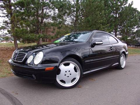 2002 Mercedes-Benz CLK for sale in Lakewood, CO