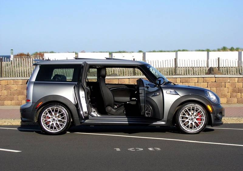 2009 Mini Cooper Clubman John Cooper Works 3dr Wagon In Neptune Nj