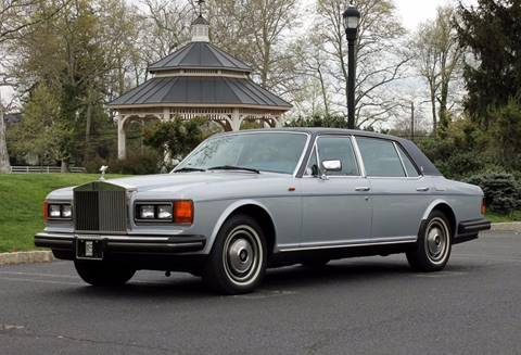 1985 Rolls-Royce Silver Spur for sale in Neptune, NJ