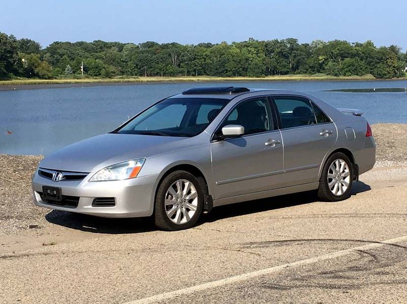 2007 Honda Accord Ex L >> 2007 Honda Accord Ex L V 6 4dr Sedan W Navi 3l V6 5a In