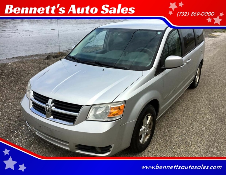 2008 Dodge Grand Caravan Sxt Extended 4dr Mini Van In Neptune Nj Bennett S Auto Sales