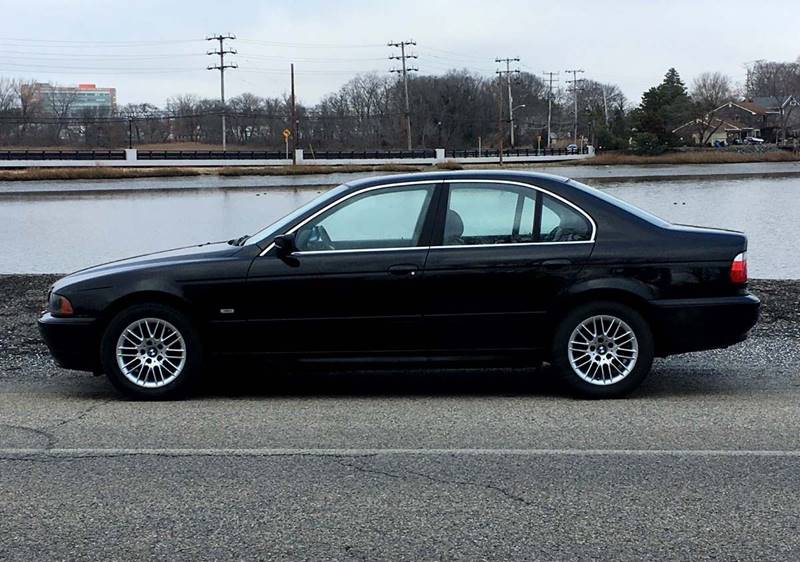 530i bmw 2001