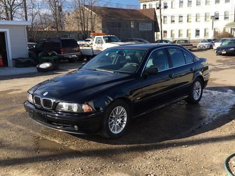 2001 BMW 5 Series for sale in Neptune, NJ