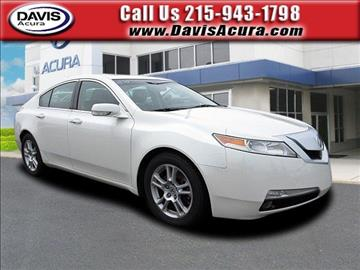 2011 Acura TL for sale in Langhorne, PA