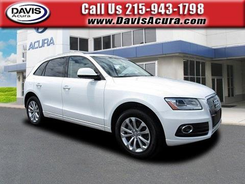 2016 Audi Q5 for sale in Langhorne, PA