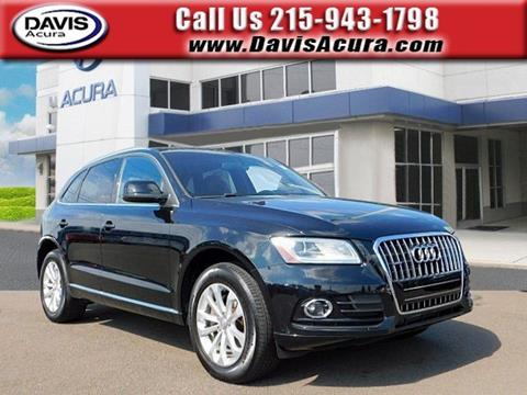 2014 Audi Q5 for sale in Langhorne, PA