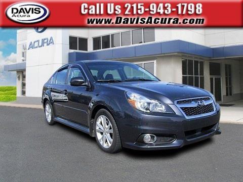 2013 Subaru Legacy for sale in Langhorne, PA