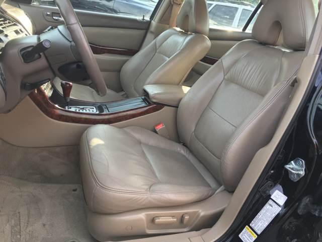 Acura Tl TypeS Dr Sedan In Decatur GA Atlanta Prestige - Acura tl seats