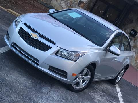 2013 Chevrolet Cruze for sale at Atlanta Prestige Motors in Decatur GA