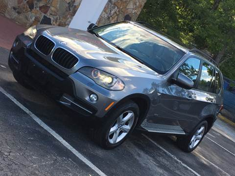2007 BMW X5 for sale at Atlanta Prestige Motors in Decatur GA