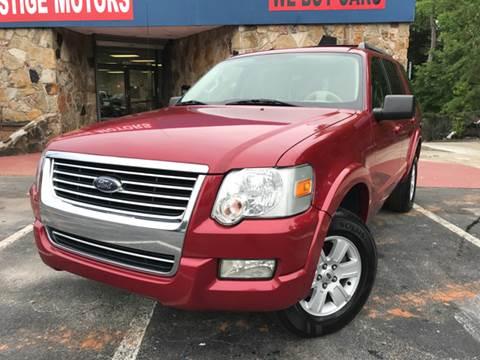 2010 Ford Explorer for sale at Atlanta Prestige Motors in Decatur GA