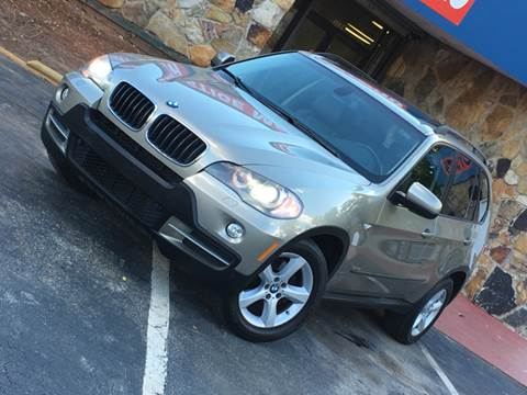 2008 BMW X5 for sale at Atlanta Prestige Motors in Decatur GA