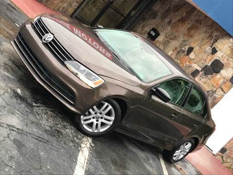 2015 Volkswagen Jetta for sale at Atlanta Prestige Motors in Decatur GA
