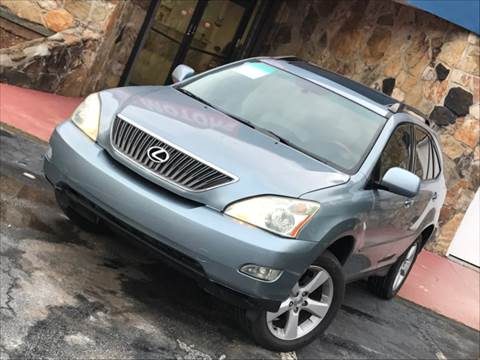 2004 Lexus RX 330 for sale at Atlanta Prestige Motors in Decatur GA