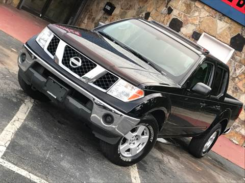 2006 Nissan Frontier for sale at Atlanta Prestige Motors in Decatur GA