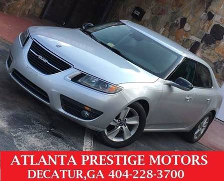 2011 Saab 9-5 for sale at Atlanta Prestige Motors in Decatur GA