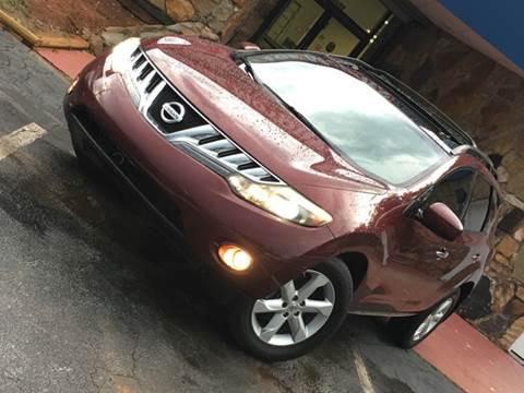 2009 Nissan Murano for sale at Atlanta Prestige Motors in Decatur GA