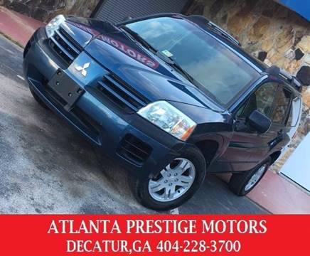 2004 Mitsubishi Endeavor for sale at Atlanta Prestige Motors in Decatur GA