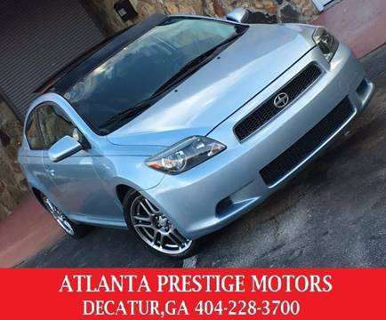 2005 Scion tC for sale at Atlanta Prestige Motors in Decatur GA
