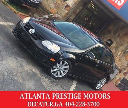 2010 Volkswagen Jetta for sale at Atlanta Prestige Motors in Decatur GA