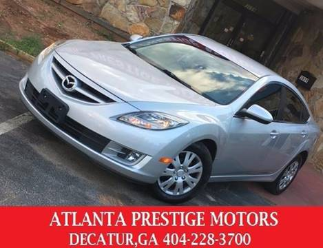 2010 Mazda MAZDA6 for sale at Atlanta Prestige Motors in Decatur GA