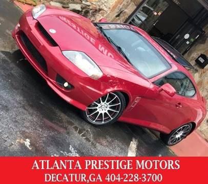 2005 Hyundai Tiburon for sale at Atlanta Prestige Motors in Decatur GA