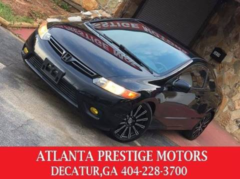 2008 Honda Civic for sale at Atlanta Prestige Motors in Decatur GA