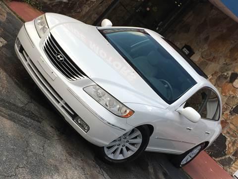 2009 Hyundai Azera for sale in Decatur, GA