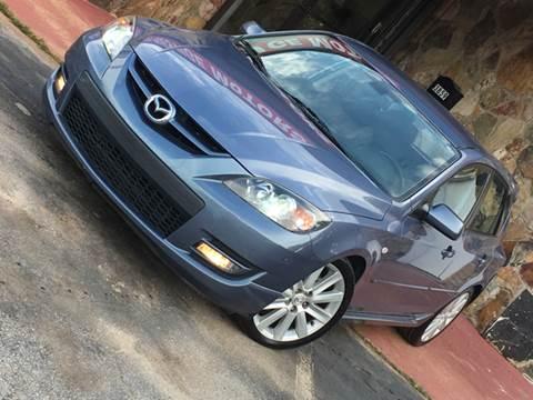 2008 Mazda MAZDASPEED3 for sale at Atlanta Prestige Motors in Decatur GA