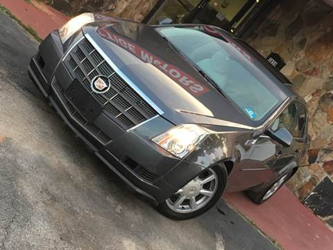 2008 Cadillac CTS for sale at Atlanta Prestige Motors in Decatur GA