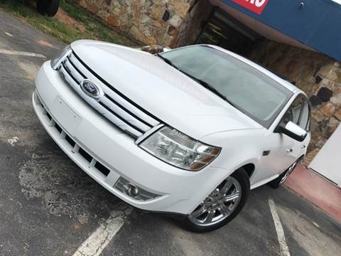2008 Ford Taurus for sale at Atlanta Prestige Motors in Decatur GA