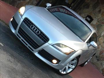 2008 Audi TT for sale at Atlanta Prestige Motors in Decatur GA