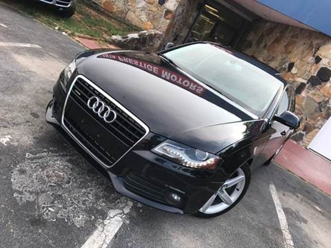 2009 Audi A4 for sale at Atlanta Prestige Motors in Decatur GA