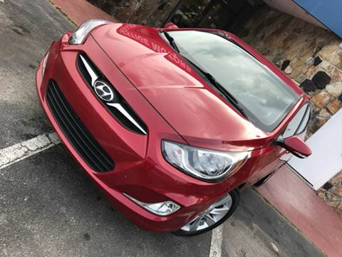 2013 Hyundai Accent for sale at Atlanta Prestige Motors in Decatur GA