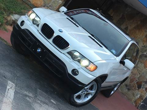 2003 BMW X5 for sale at Atlanta Prestige Motors in Decatur GA