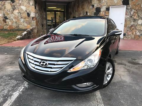 2011 Hyundai Sonata for sale in Decatur, GA