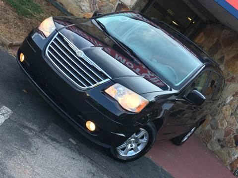 2008 Chrysler Town and Country for sale at Atlanta Prestige Motors in Decatur GA
