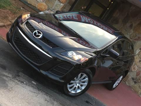 2010 Mazda CX-7 for sale at Atlanta Prestige Motors in Decatur GA