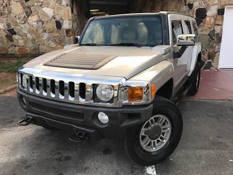 2007 HUMMER H3 for sale at Atlanta Prestige Motors in Decatur GA